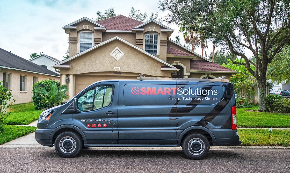 SMARTSolutions outside of home